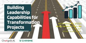 Building Leadership Capabilities for Transformation Projects